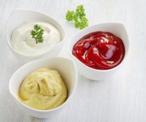Receta de salsas con aceite de oliva