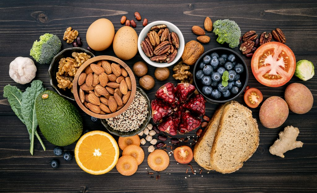 Comidas dieta mediterranea